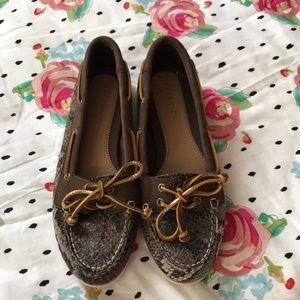 Sperry shoes-NWOT